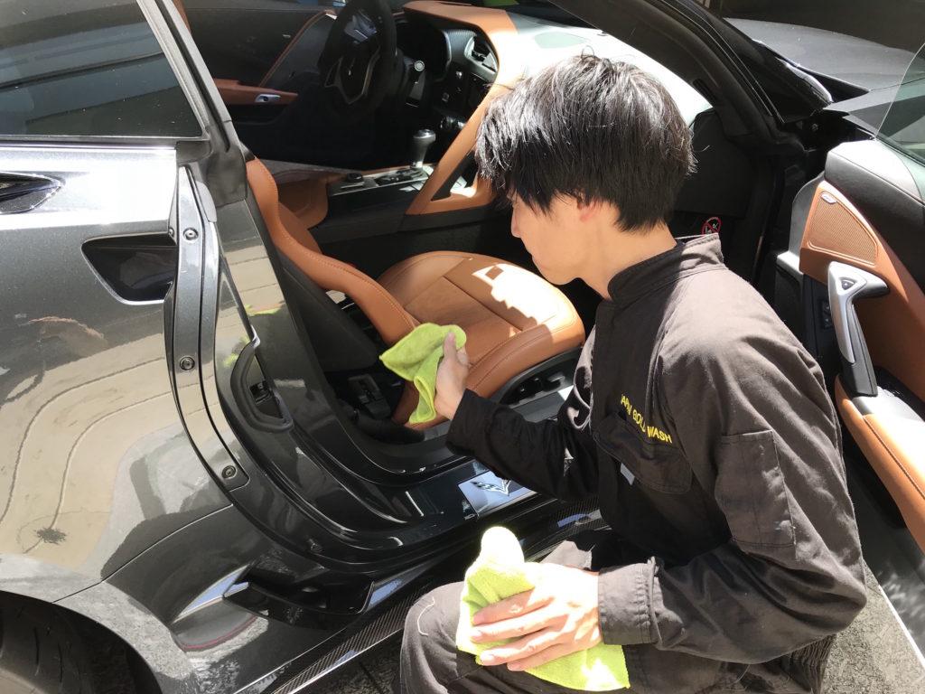 東京の出張洗車JAPANGOLDWASHの理念命を守る