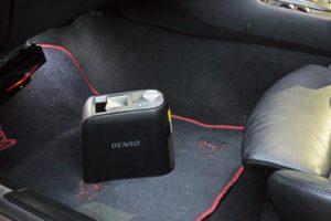 二酸化塩素ガス発生装置による車内除菌