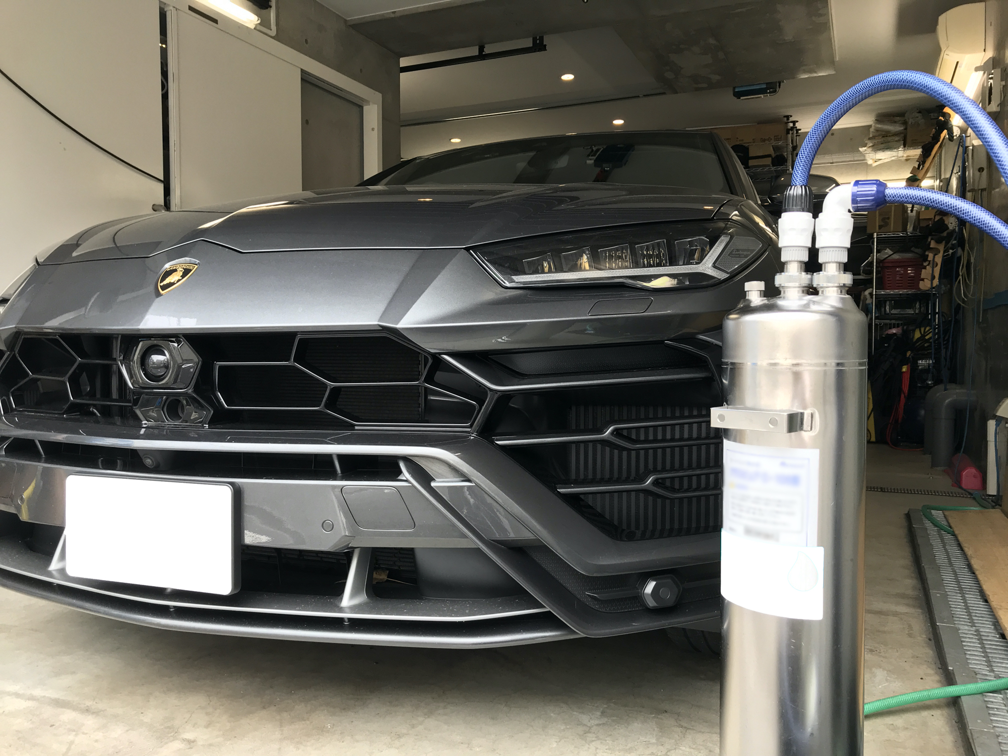 JAPANGOLDWASH出張洗車純水