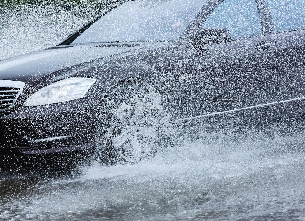 出張洗車純水拭き上げ不要