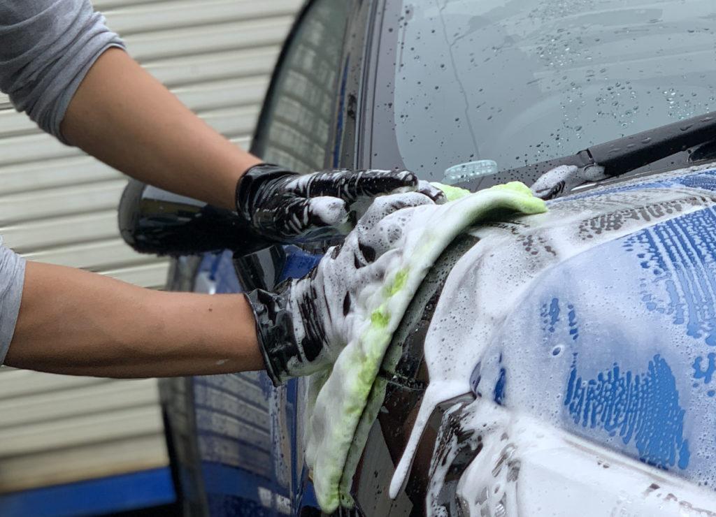 オイルマン洗車レギュラー