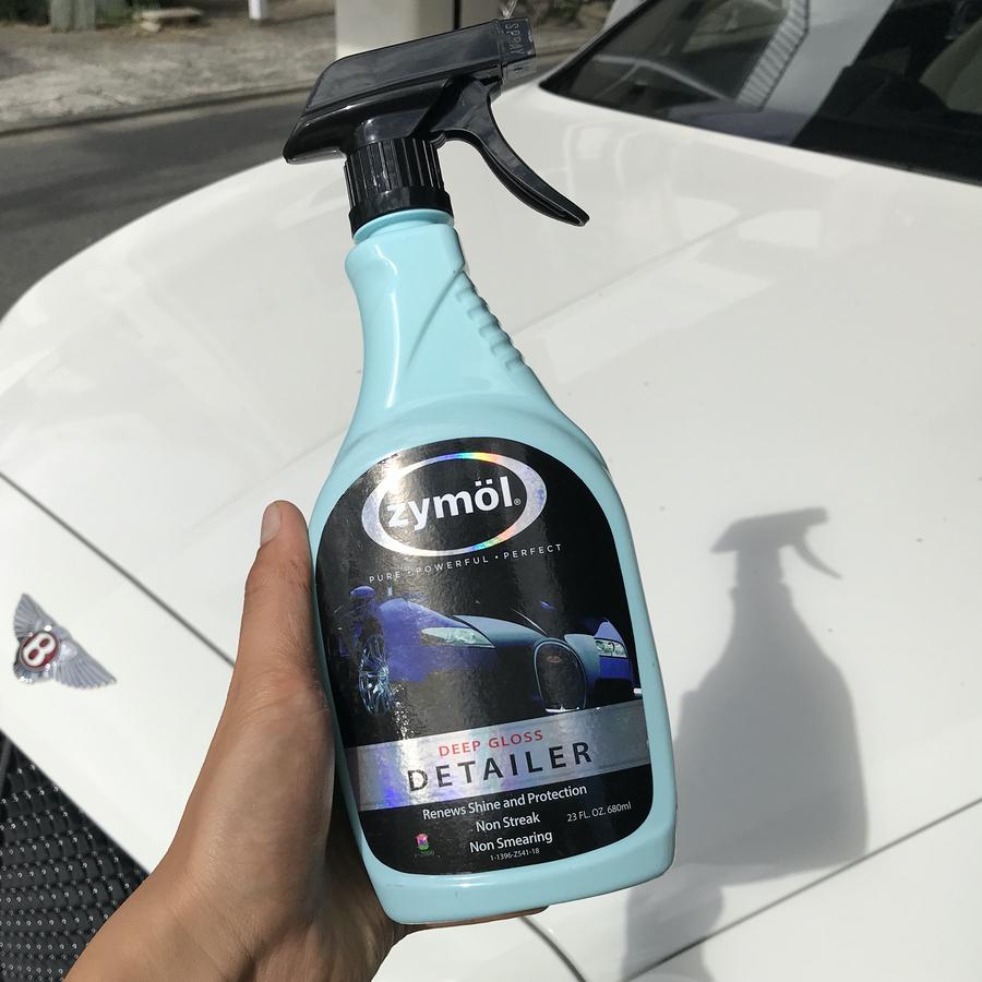 オイルマン洗車液体ワックス