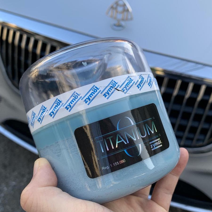 オイルマン洗車高級天然WAX
